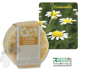 Shampoing Codina Camomille