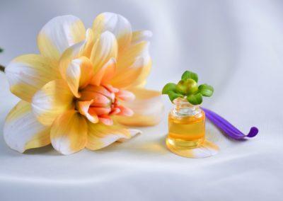 huile essentielle fleur