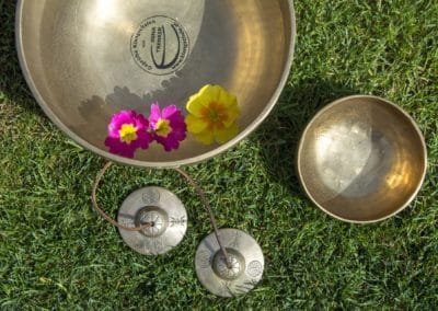 Instant zen, olfactif et sonore été 2020 camping Ste Cécile